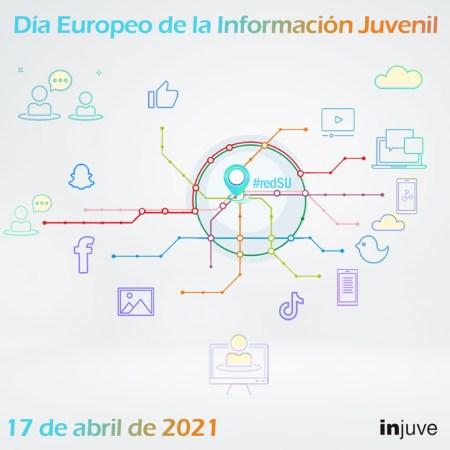17 de abril de 2021, Día Europeo de la Información Juvenil
