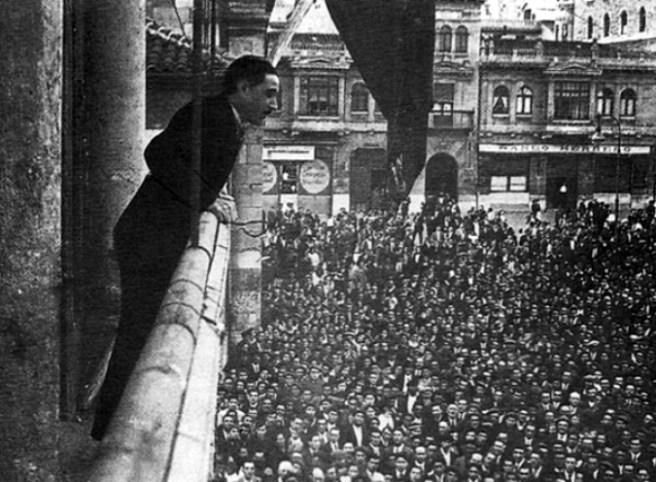 14 de abril de 1931 en León.