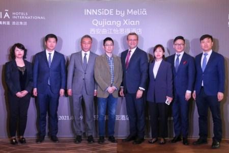 Meliá Hotels International firma su tercer hotel en Xian