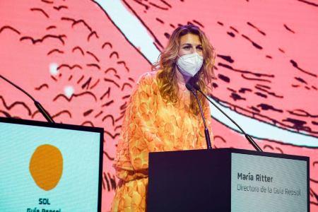 María Ritter, directora de Guía Repsol