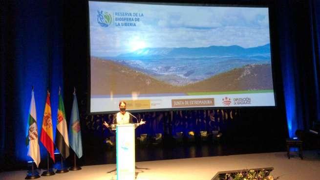 presentación del Plan de Sostenibilidad Turística de la Reserva de la Biosfera de La Siberia