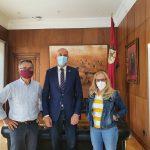 convenio de colaboración con la Federación de Asociaciones Vecinales Los Aluches