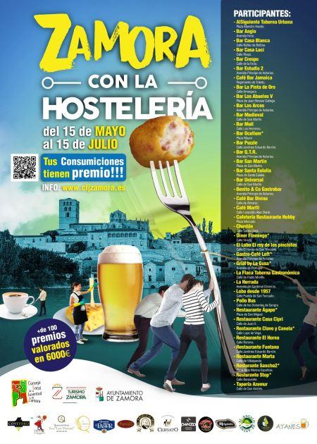Zamora con la Hostelería