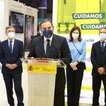 Ábalos anuncia llegada AVE aeropuerto Barajas