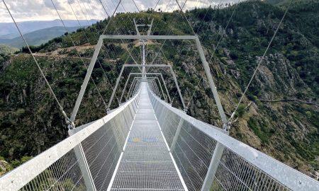 Puente Colgante Arouca