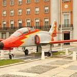 jército del Aire cederá un avión C-101 a Zamora