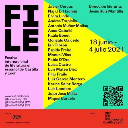 FILE  Festival Internacional de Literatura en Español