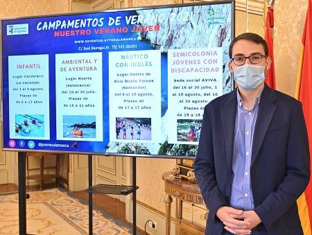 Ayuntamiento de Salamanca campaña de verano 2021