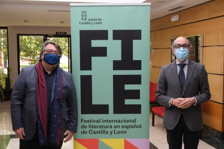 Presentación del Festival Internacional de Literatura de Castilla y León