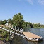 El Ayuntamiento de Zamora implanta un área deportiva para pequeñas embarcaciones recreativas