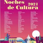 Noches de Cultura de la Diputación de Salamanca