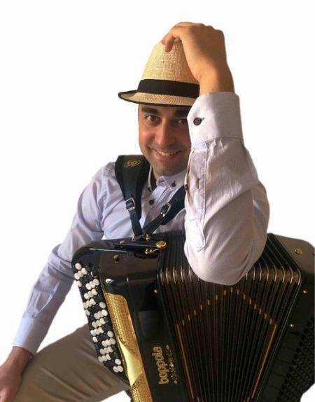 músico salmantino Raúl de Dios