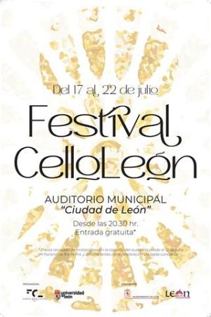 Festival CelloLeón