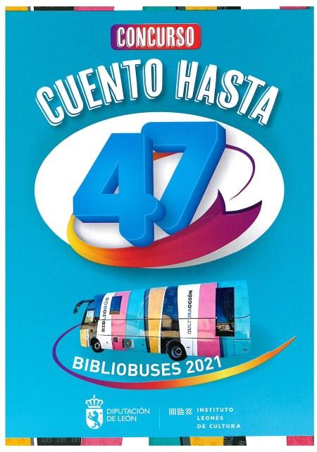 Cartel concurso 'Cuento hasta 47'