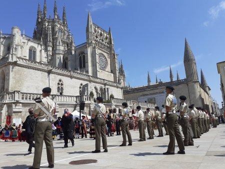 VIII centenario catedral de burgos