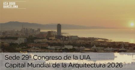 Capital Mundial de la Arquitectura en 2026