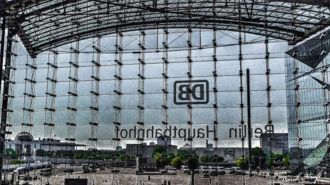 Estación Central de Berlín Berlin Hauptbahnhof