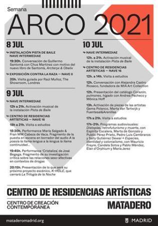 Matadero Madrid y CentroCentro se suman a la celebración de ARCOmadrid