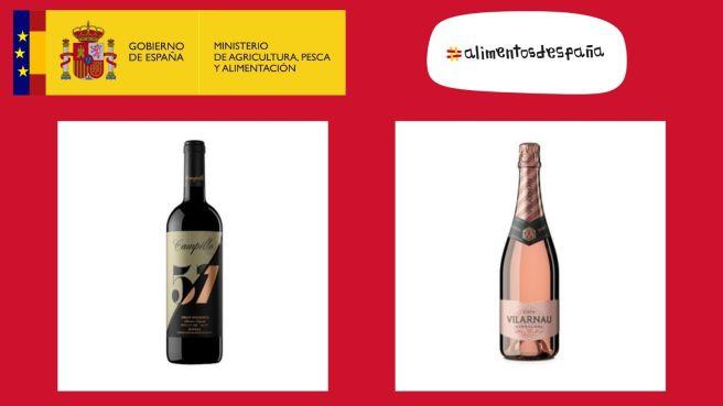 Premio Alimentos de España al Mejor Vino, año 2021