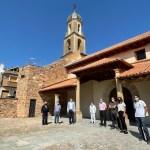 Recepción obras de conservación de la Iglesia de San Esteban
