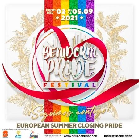 Benidorm Pride 2021