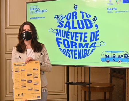 Semana de la Movilidad Salamanca