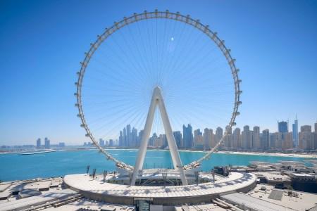 La noria más grande del mundo se inaugura en Dubái en octubre