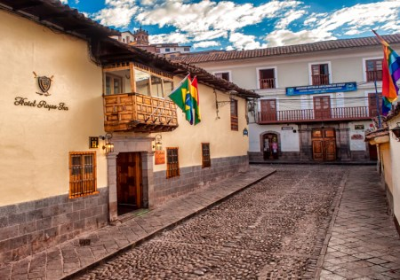 DOT Tradition - Perú