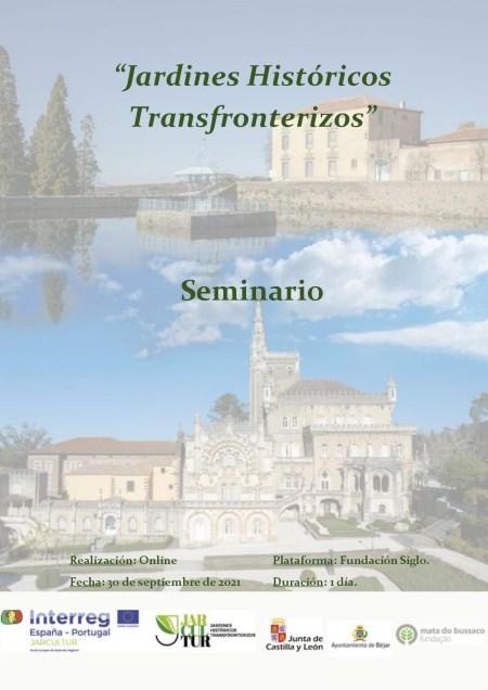 Seminario jardines  historicos transfronterizos