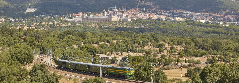 Tren Felipe II ALSA