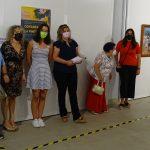 naugurada la exposición 'Coyanza en la pintura III'