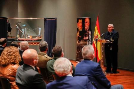 El Museo Naval presenta la réplica a escala de la galera 'La Real'