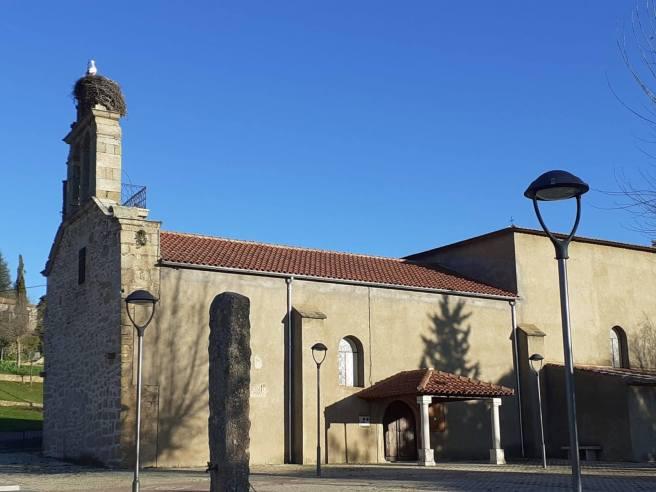 Iglesia de La Degollación de San Juan Bautista