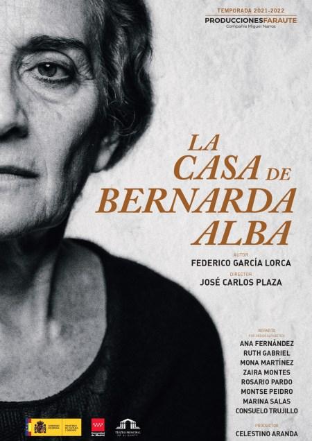 LA CASA DE BERNARDA ALBA FARAUTE