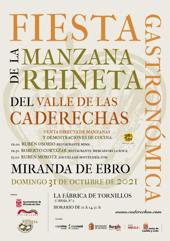 Fiesta gastro Miranda 2021