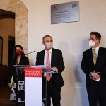 La USAL y la UNAM celebran sus 500 años de historia compartida