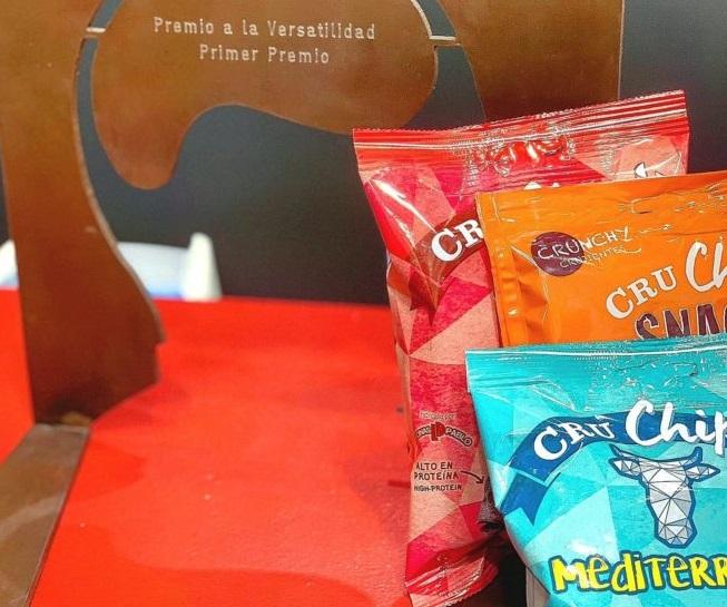 Chips de Cecinas Pablo, Premio a la Versatilidad del Salón Gourmets