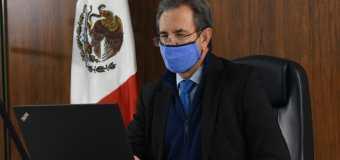 En México la educación se trabaja con flexibilidad y con una capacidad de respuesta sobresaliente: Esteban Moctezuma
