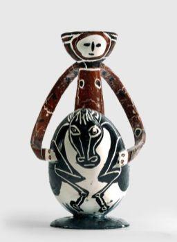 Picasso Le cavalier 1950