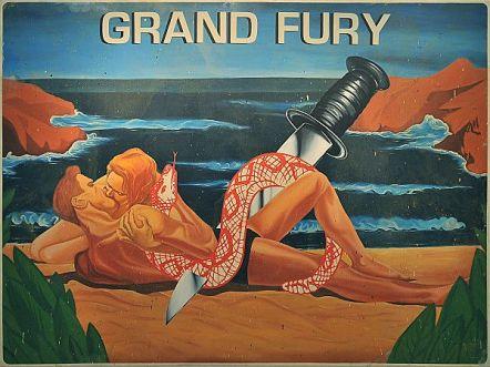 Dina Gadia, The Great Trendkill Display, 2011