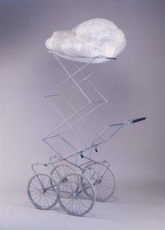 Francoise Coutant, Promenoir a nuages, 2003