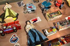 Jouets, stickers et figurines