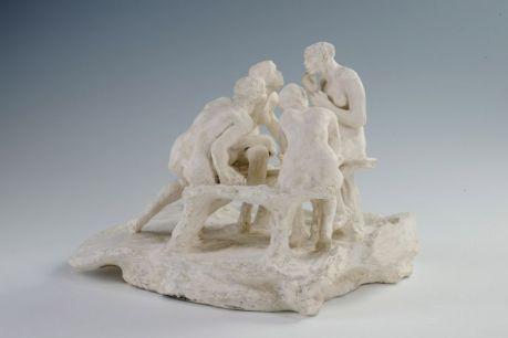 Camille Claudel, Les Causeuses, 1897
