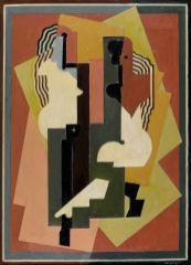 Albert Gleizes, Deux nus, 1920