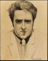 Picabia, Autoportrait, 1923