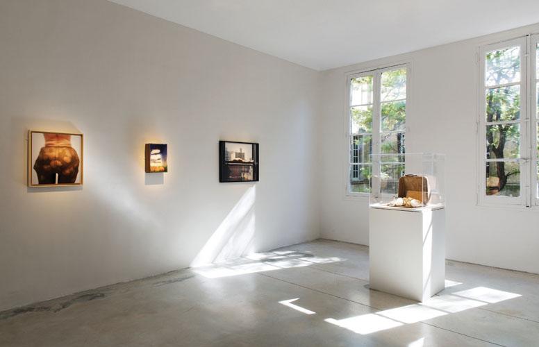 Vue de l'exposition ©Colombe Clier 2013, Exposition Nuage Arles
