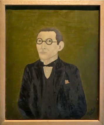 André Bauchant, Le Corbusier