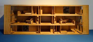 Le Corbusier, Appartement, Marseille
