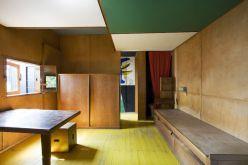 Le Corbusier, Roquebrune-Cap-Martin, Cabanon 1949 ©Fondation Le Corbusier-ADAGP, Paris 2013