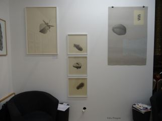 Drawing Room 013 - Galerie Marine Veilleux - Félix Pinquier